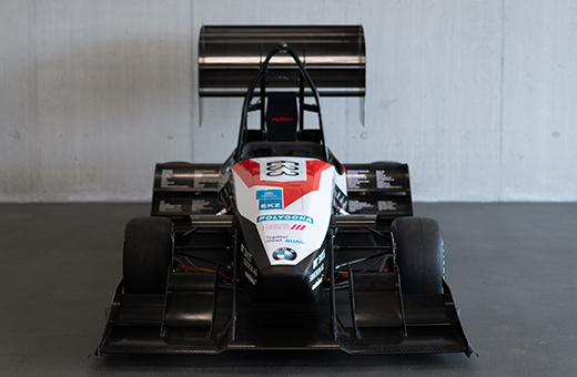AMZ race car for Formula Student 2019