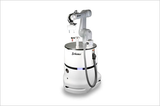 Mobile robot system HelMo