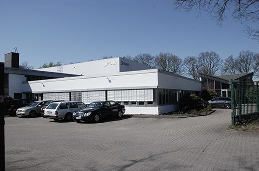 Stäubli Hamburg GmbH, Roman Seliger, Connectors, building
