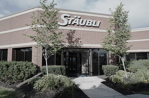 Stäubli in Novi, Michigan