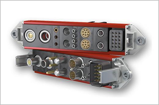 史陶比尔 CombiTac 模块化连接器系统