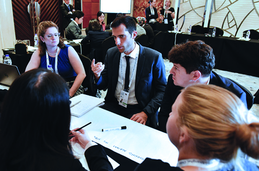 Stäubli PV experts exchange ideas at the global IEC level