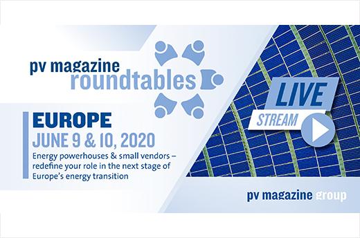 Stäubli shares PV expertise at virtual roundtable Europe of PV magazine