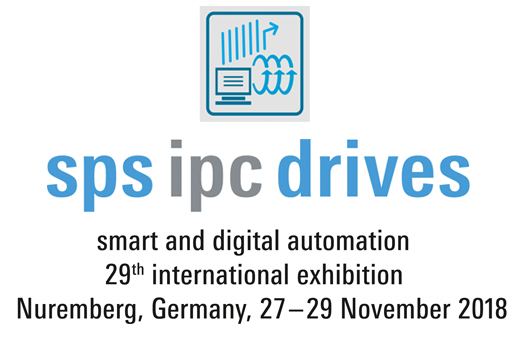 [Translate to German:] Experience a whole world of smart and digital automation at the SPS IPC Drives trade show. Discover custom-tailored solutions and game-changing ideas for the future of Industry 4.0. From November 27-29, 2018, find inspiration and experience the manufacturing processes of tomorrow.