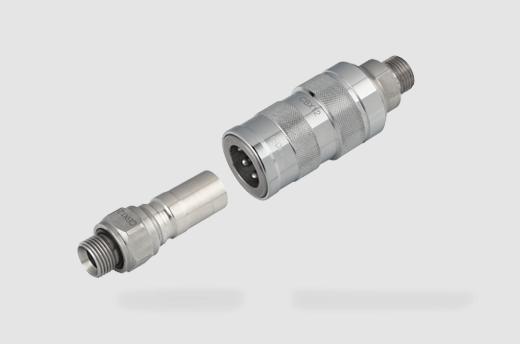Leckagefreie Hydraulik-Schnellkupplung CBX