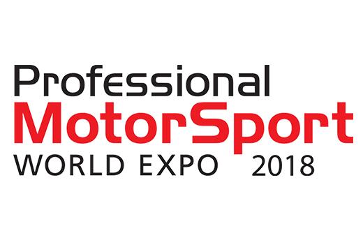 Logo Professional MotorSport World Expo 2018