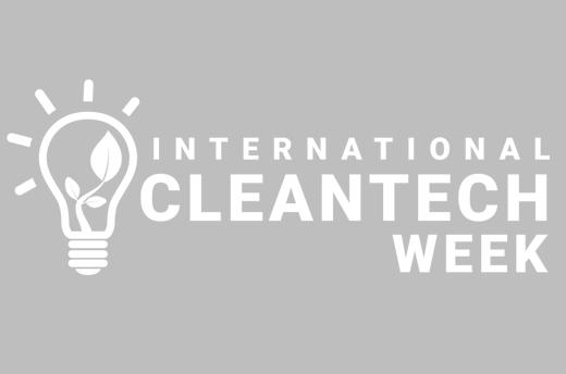 Logo salon Cleantech week