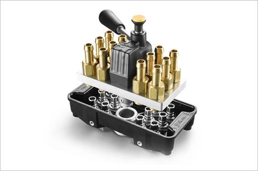 RMI multi-couplings for Temperature Control