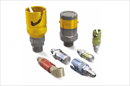 SSPH/BA Clean-break safety quick couplings for hydraulics