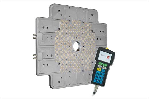 QMC122 - Magnetyczny system mocowania form wtryskowych