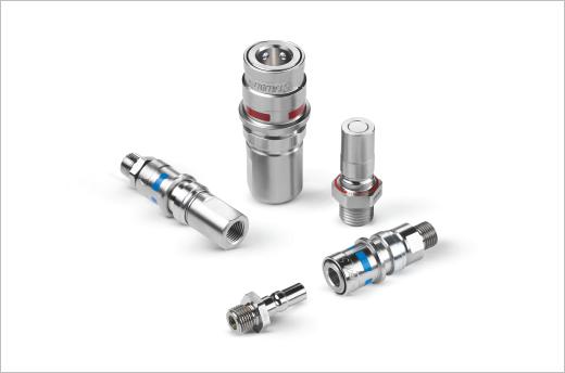Liquid Cooling, Quick Connector, SCG, Coupling