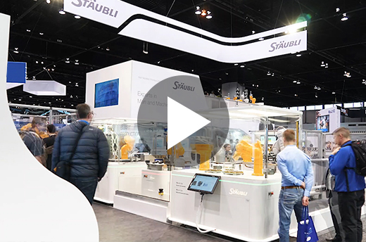 Staubli, Automate, TS2, HelMo Tool changer