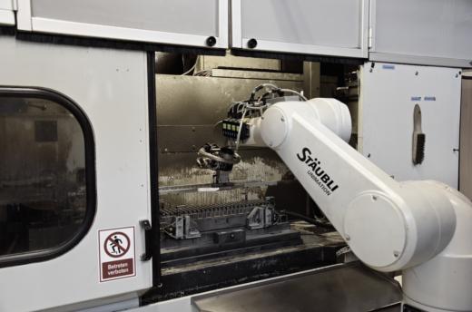 Robot Stäubli TX90L