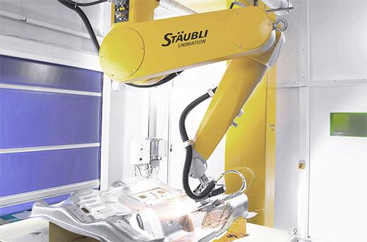 RX160L Laser cutting system