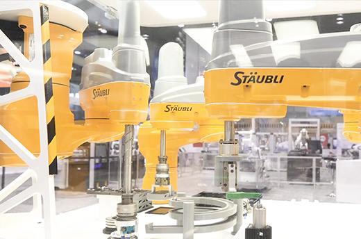 TS2, 4-axis, SCARA, Robot