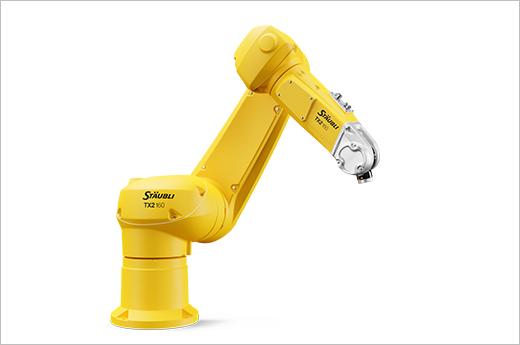 Brazo robótico TX2-160