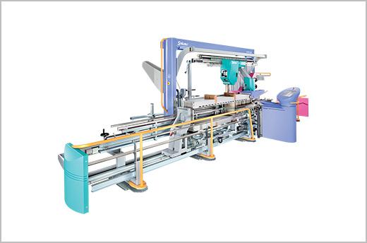 Stäubli bietet die SAFIR-Serie von automatischen Einziehmaschinen an, die bei der Kettvorbereitung für einen perfekten Farbrapport und S-/Z-Garnreihenfolge sorgen.