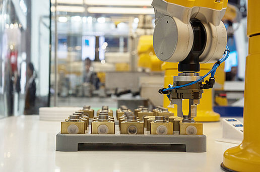Discover our Smart Robotic Technology!