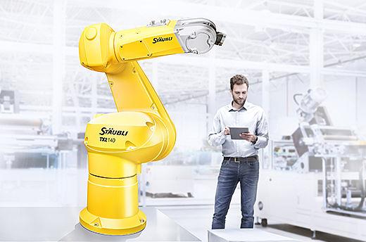 TX2-140 industrial robot