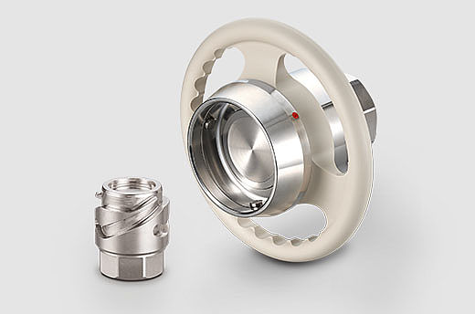 Couplings for chemical product transfer