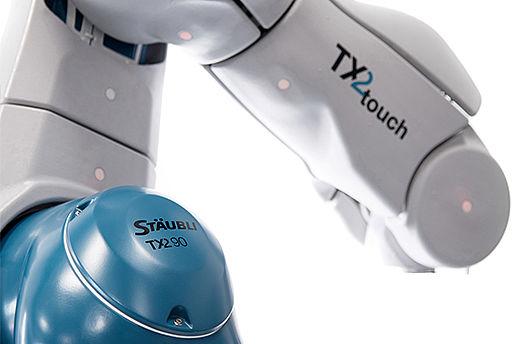 TX2touch cobot