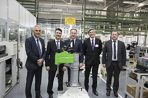 Stäubli and Schneider Electric partnership