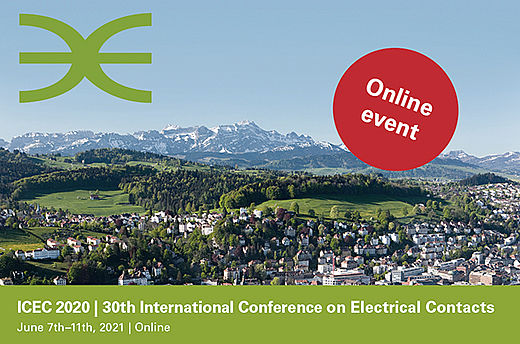 ICEC: International conference on electrical contacts