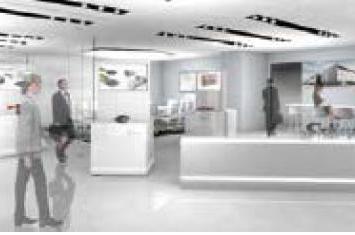 Higashi Umeda Showroom