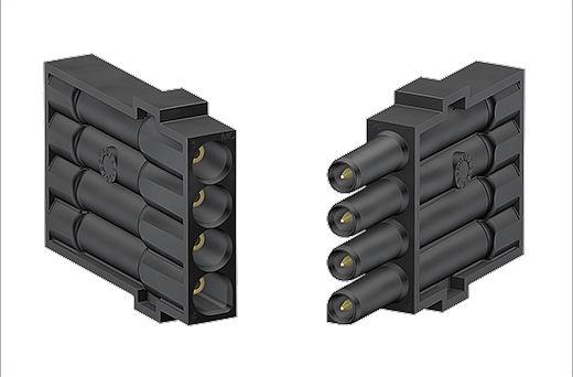 Nouveau module CombiTac haute tension 4 pôles jusqu'à 2,5 kV