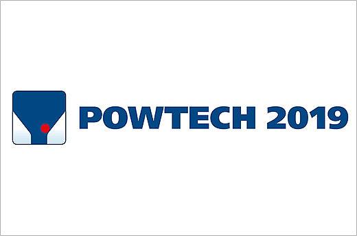 Logo POWTECH 2019