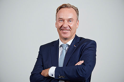 Gerald Vogt becomes new CEO of Stäubli Group on January 1, 2021.