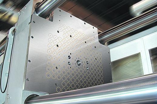 台北國際塑橡膠工業展覽會, 史陶比爾快速換模解決方案