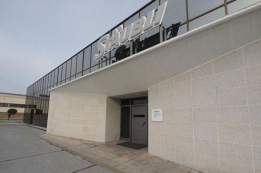 Stäubli Española, Barcelona, Sant Quirze del Vallès, instalaciones