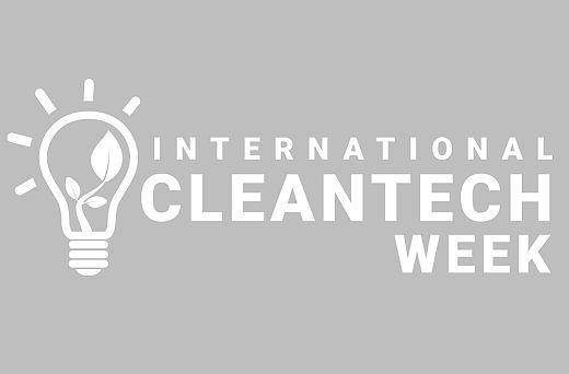Logo salon Cleantech week