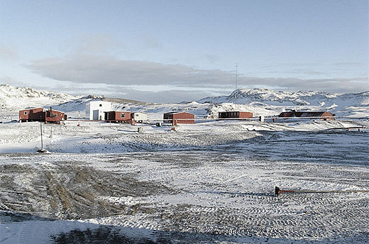 Uruguay maintains a research base in the Antarctic powered by solar energy and Stäubli PV connectors