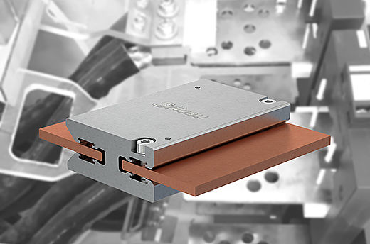 New Stäubli double fork plug that enables the connection of two busbars in e.g. power conversion cabinets. The solution enables reliable connection, longevity, high mating cycles as well as cost-efficiency.