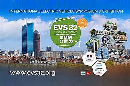 Foire exposition EVS 32