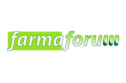Farmaforum, fair, logo, Madrid