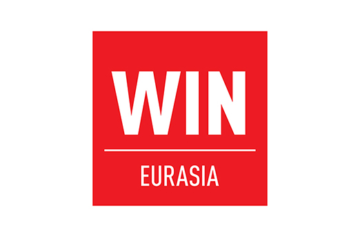 WIN Eurasia, Fair, Logo